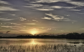 Everglades Sunrise 2