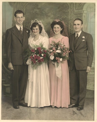 Frank and Joyce Crawford