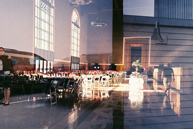 Restaurant in Union Station, LA