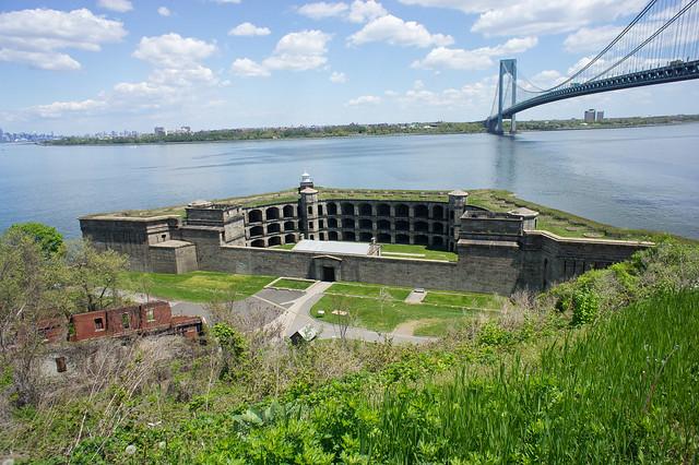 Fort Wadsworth Staten Island Ny Army Brats
