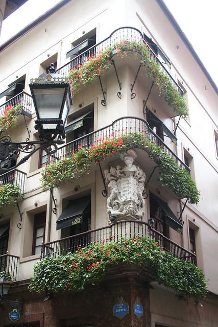 Una calle de Bilbao
