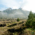 Mt. Batur from Below - Bali, Indonesia