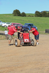 Sprint Car test track 2011-05-22
