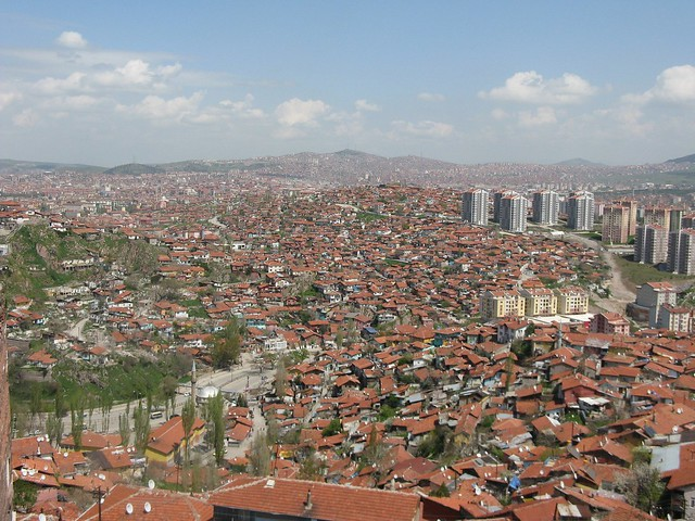 Old Ankara by CC user 34196312@N08 on Flickr