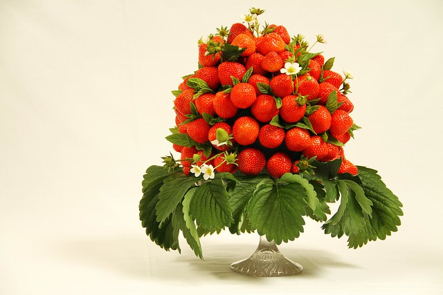 Strawberry Bouquet Flickr Photo Sharing