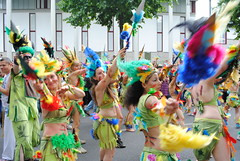 samba(0.0), festival(1.0), pride parade(1.0), carnival(1.0), event(1.0), dance(1.0),