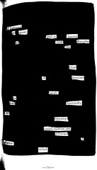 The Quiet Relief - Blackout Poem #6