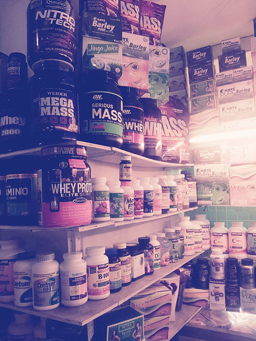 whey protein store, victory mall