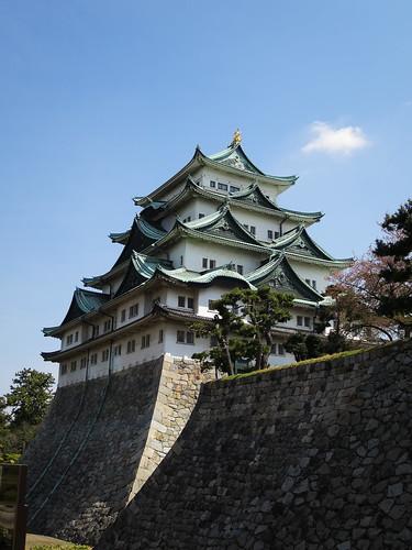 Château de Nagoya - bâtiment