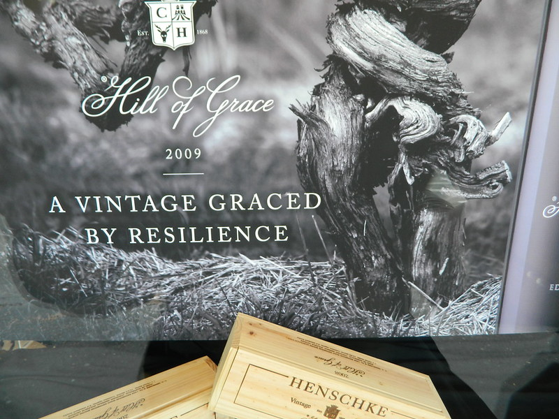 Henschke 'Hill Of Grace' Shiraz 2008 A Vintage Graced by Resilience! Australia's Greatest Single Vineyard Wine...