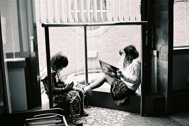 Dual reading
