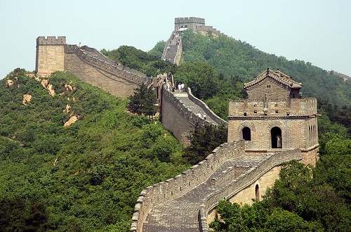 Astronomy Myths: The Great wall