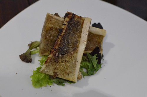 RealFood Connection: Roasted bone marrow