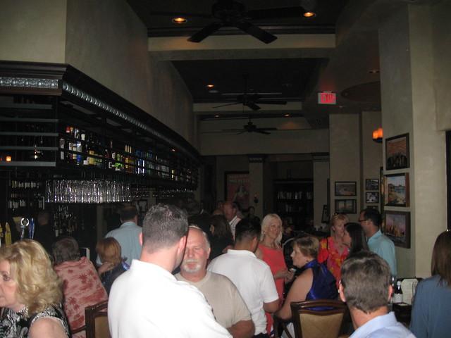 Social media networking event draws a big crowd!