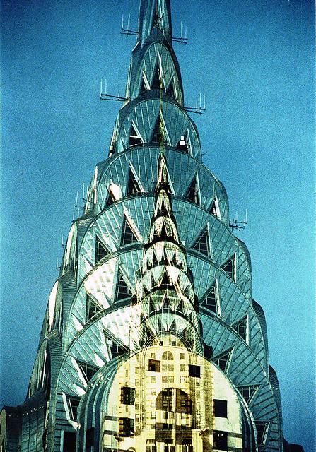 Chrysler building film