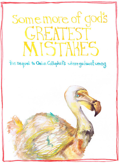 Cover for Oolon Colluphid's Some More of God's Greatest Mistakes