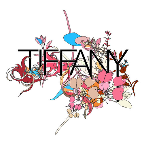 TIFFANY - Logo by William Ismael