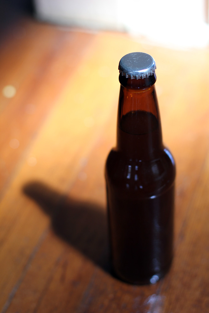 The Beer is Bottled