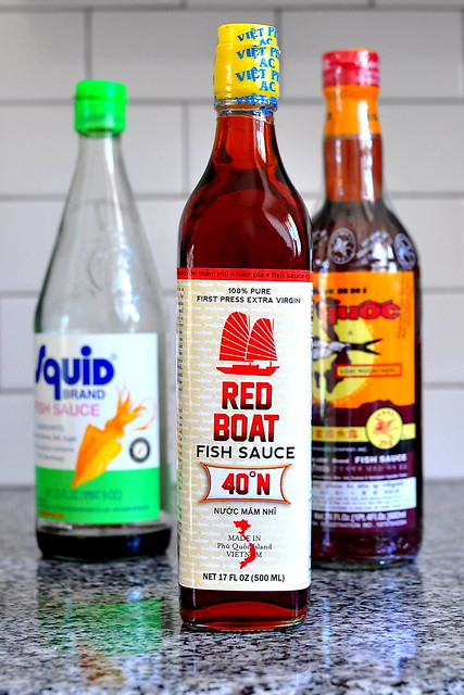 Red boat fish sauce gastronomy for Fish sauce brands