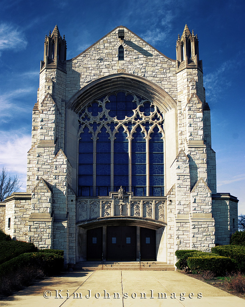 Holy Angels Catholic Church - Gary Indiana