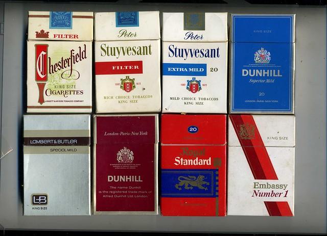 Uncovering Root Criteria In Cigarette Brand Names!