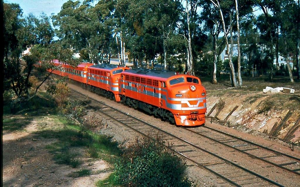 B83 & B82 at Kangaroo Flat Vic by Rodney Gaulke