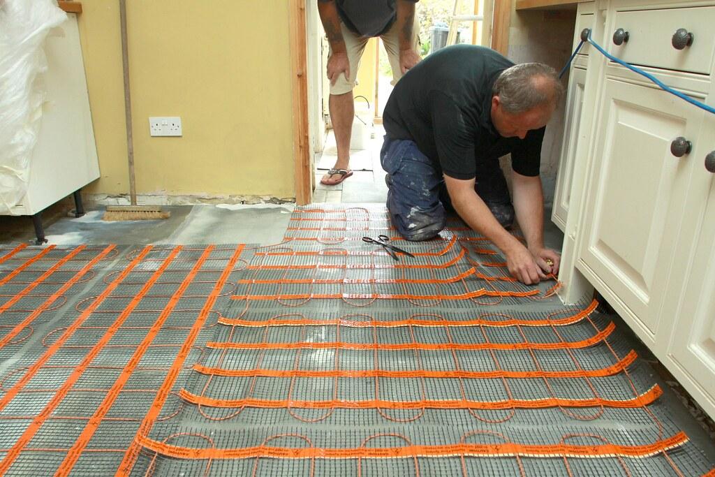 Varme Electric Underfloor Heating Underfloor Heating