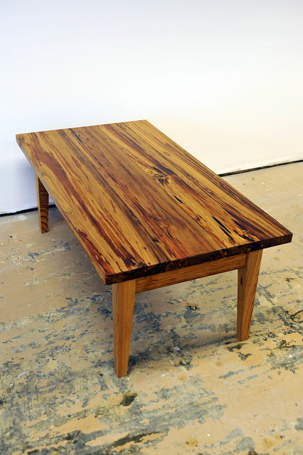 Pecky Cypress Coffee Table 001 Flickr Photo Sharing