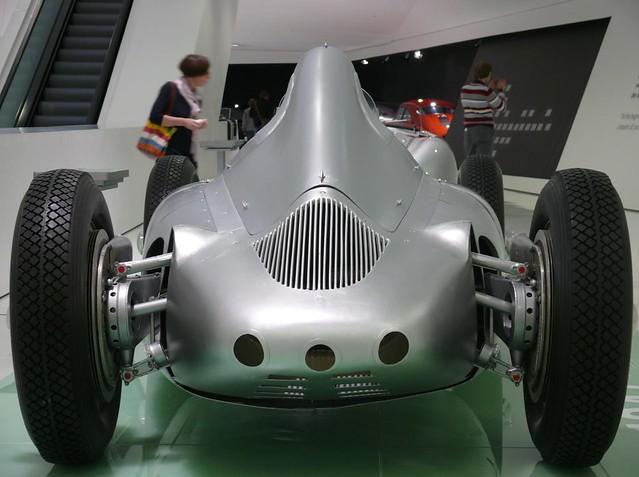 Porsche Typ 360 Cisitalia silver 1947 h