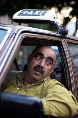 Mr. Cab Driver