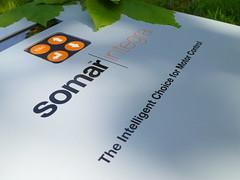Somar Integra SI - Dappled logo