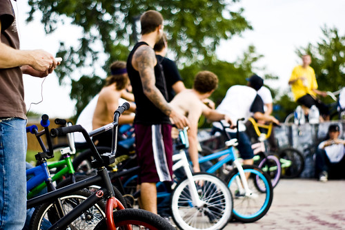 Forest Glade Bike Jam - Windsor, Ontario
