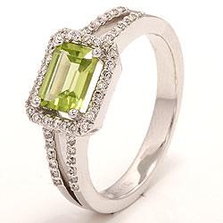 Prinsessen-grøn-farvet-diamant-ringe