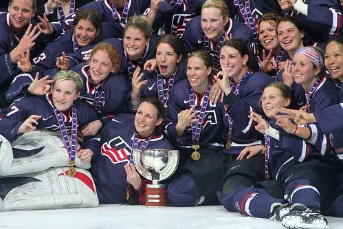 Champions 2011: USA