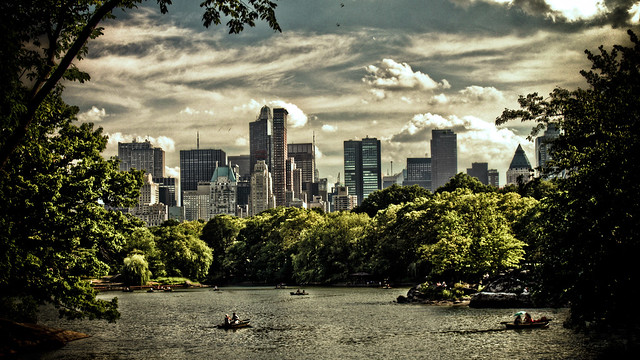 0190 - USA, New York, Central Park HDR