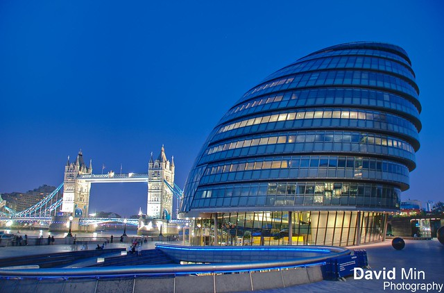 London, England - City Hall