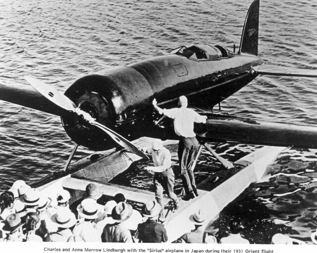 04-00632 Charles Lindbergh