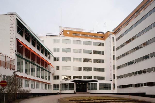 Sanatorio de Paimio