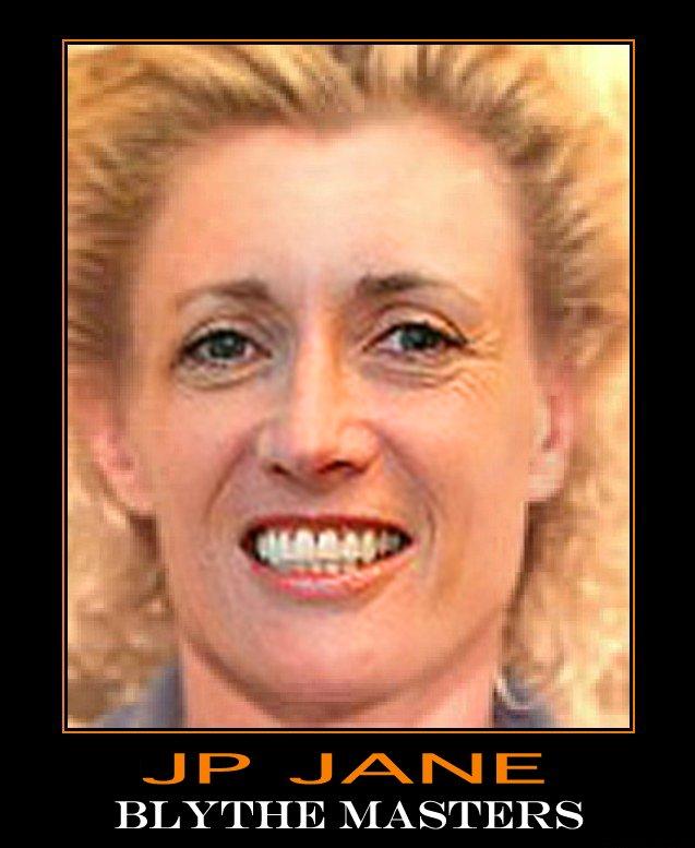 AL PONZI OPERATIVE: JP JANE