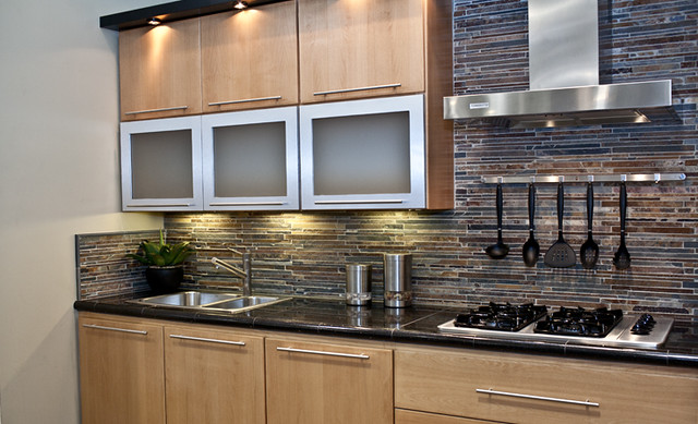 slate mosaic kitchen backsplash flickr photo sharing