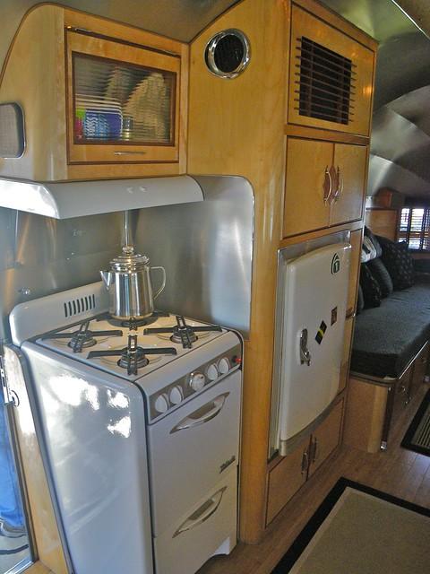 Static Caravan Kitchen Table