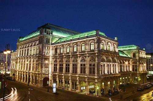 Opera at Dusk