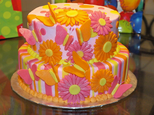 Birthday Cake Images For Aunt : Aunt s Birthday Cake Flickr - Photo Sharing!