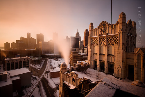Winter Dawn [Detroit]