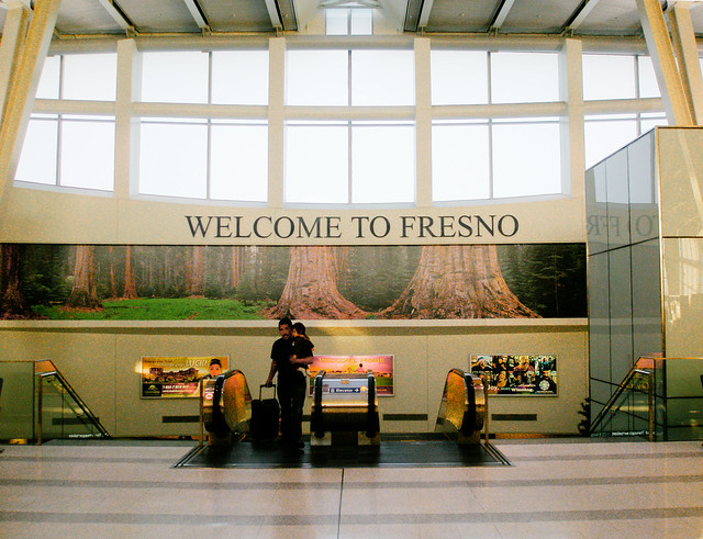 Yosemite Airport Car Rental