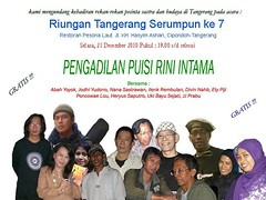 Komunitas seni Tangerang Serumpun