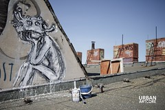 Roof-top Painting
