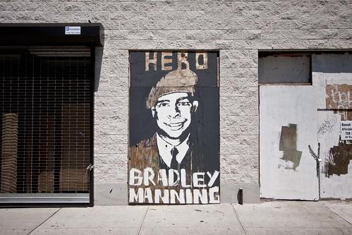Hero Bradley Manning
