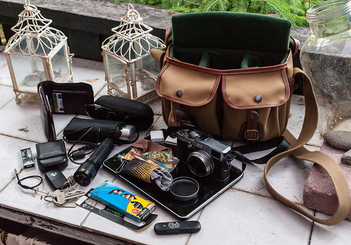 billingham Hadley Small with contents