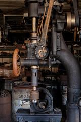 Drill Press | Lonaconing Silk Mill | Lonaconing MD